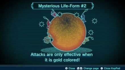 Mysterious Life-Form #2 Image
