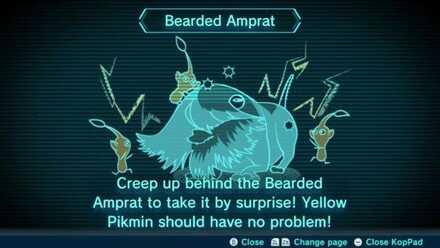 Bearded Amprat Image