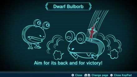 Dwarf Bulborb Image