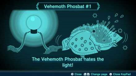 Vehemoth Phosbat #1 Image