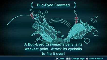 Bug-Eyed Crawmad Image