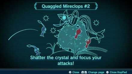 Quaggled Mireclops #2 Image