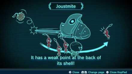 Joustmite Image