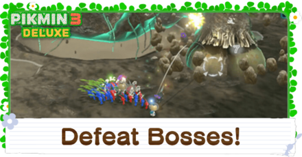 Defeat Bosses Mission List