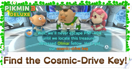 Find the Cosminc Drive Key!.png