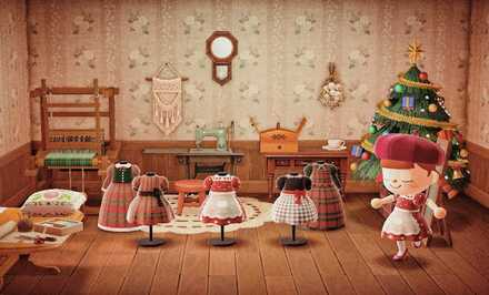 ACNH - Christmas Dress.jpg