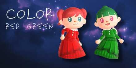 ACNH - Long Christmas Dress.jpg