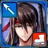 Navarre - Scarlet Ninja Icon