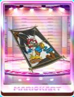 Jumping Mario Hanafuda