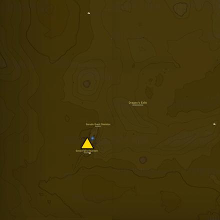Great Fairy Tera Location Map