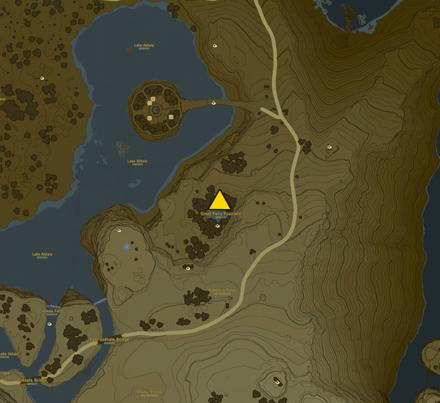 Great Fairy Mija Location Map