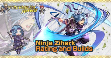 FEH Ninja Zihark Banner