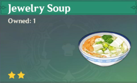 How to Get Jewelry Soup and Effects
