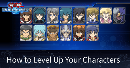 How to level up banner