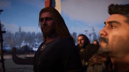 Rude Awakening - Reaching Sigurd after the raid.png