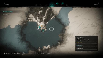 A Cruel Destiny - Starting Location.png