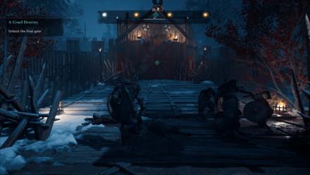 A Cruel Destiny - Unlock the final gate.png