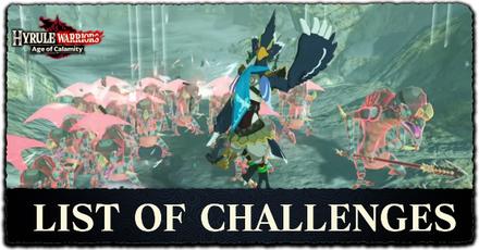 HW:AoC - List of Challenges