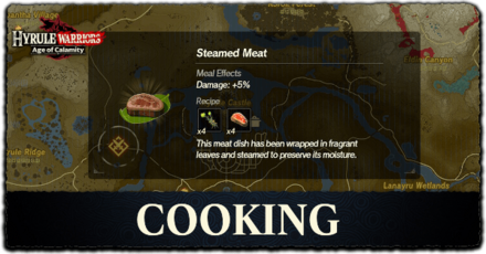 Cooking Guide And List Of Recipes Hyrule Warriors Age Of Calamity Game8