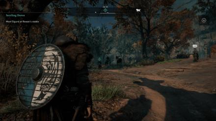 Settling Down - Meet Sigurd at Rowan