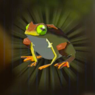 Tireless Frog Icon