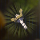 Ancient Screw Icon