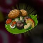 Steamed Mushrooms Icon