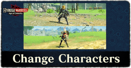 HW:AoC - How to Change Characters