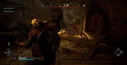 Feign Death Location (AC Valhalla) Overworld View