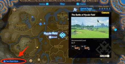 1. Select Two-Player Mode.jpg