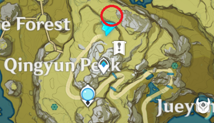 Eye of the Storm Location 1
