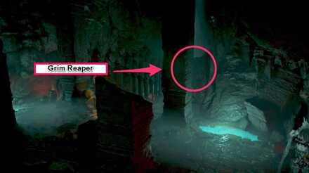 Grim Reaper Hiding Spot