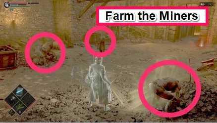 Farm the Miners