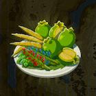 Copious Wild Fried Greens Icon