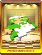 8-Bit Jumping Luigi
