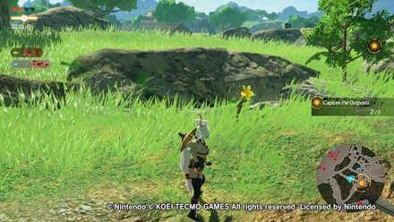 Battle of Hyrule Field Korok Seed Locations