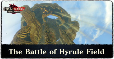 The Battle of Hyrule Field Banner.png