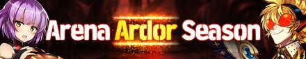 Ardor Season Banner