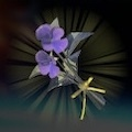 Swift Violet Icon