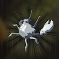 Bright-Eyed Crab Icon
