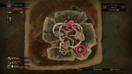 Rotten Vale Camp Locations.png