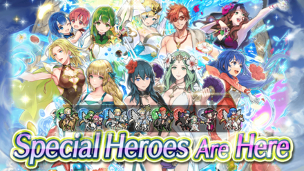 Double Special Heroes (November 2020) Banner