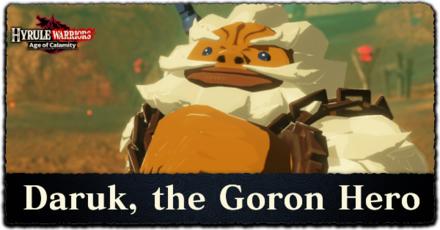 Daruk the Goron Hero Banner.png