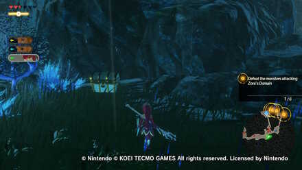Mipha the Zora Princess Treasure Chest Locations