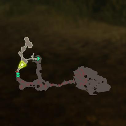 Lizalfos Infestation Map