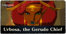 Urbosa the Gerudo Chief Walkthrough.png