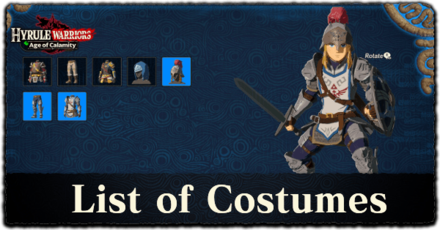 How to Unlock Costumes
