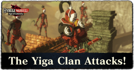 The Yiga Clan Attacks Walkthrough All Treasure Chests And Korok Seeds Locations Hyrule Warriors Age Of Calamity Game8