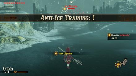 Anti Ice Training: I Banner