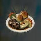 Glazed Mushrooms Icon